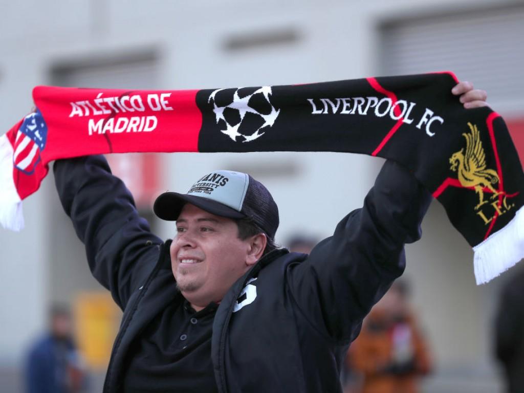 🔥 Atlético-Fans heizen den Rojiblancos schon vor dem Anpfiff ein