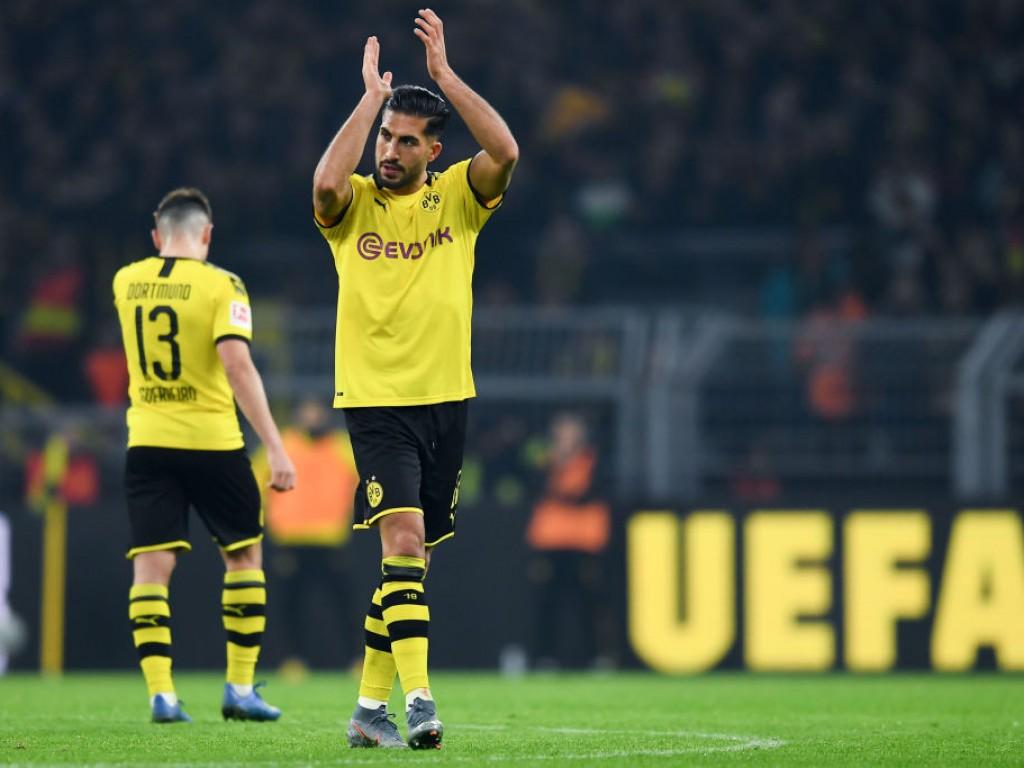 🚨 Nach 152 Minuten im schwarzgelben Trikot: Dortmund kauft Emre Can
