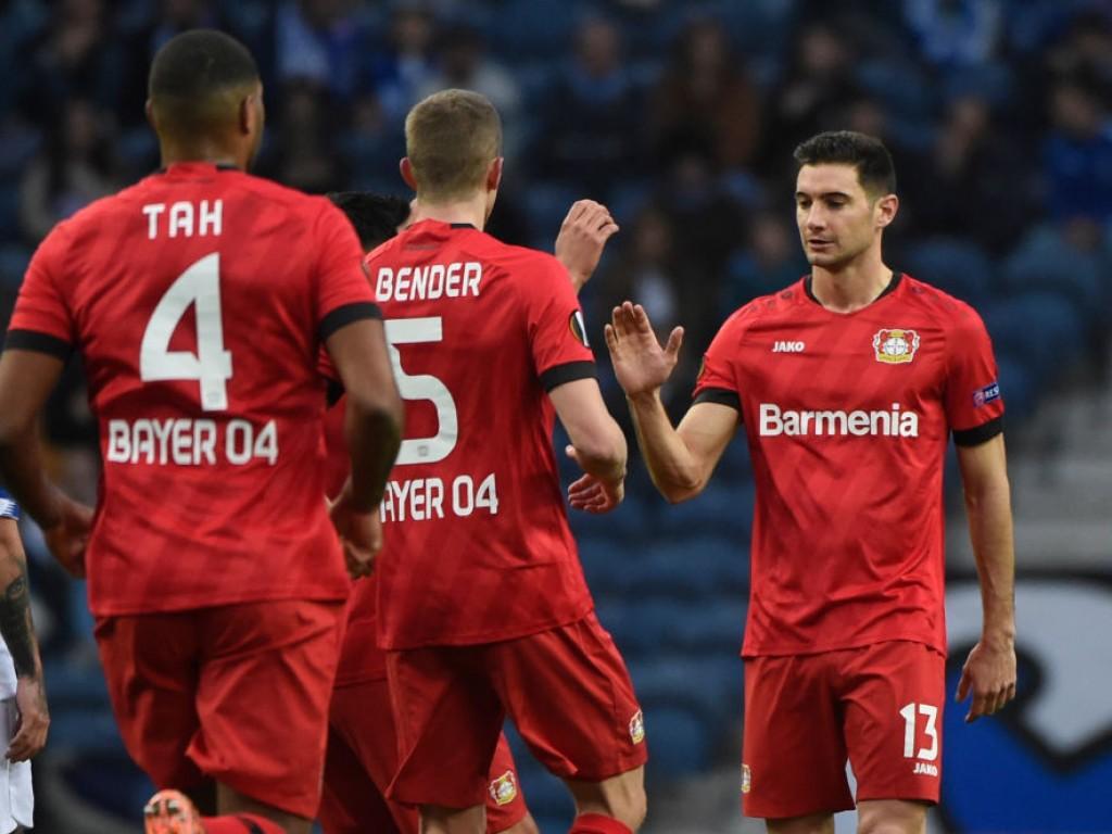📺 VAR regelt das: Bayer und Wolfsburg dürfen mit Verzögerung jubeln