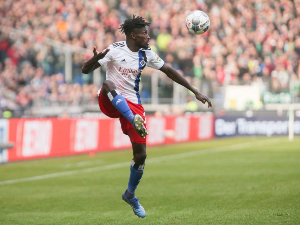 🏎 Bakery Jatta ist der schnellste Spieler der 2. Bundesliga