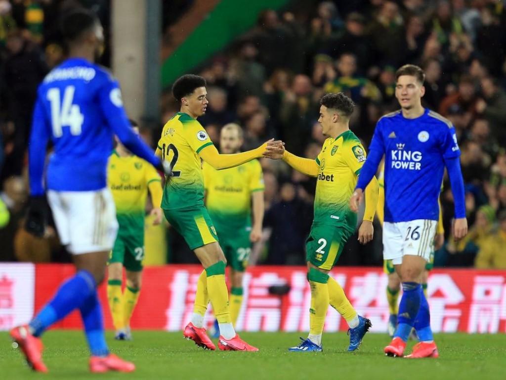 🎥 EPL-Schlusslicht Norwich schlägt Leicester dank Sensationstor