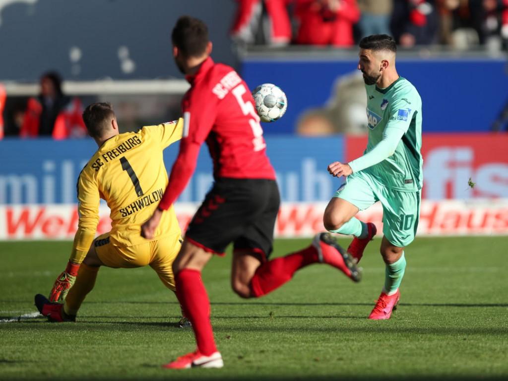 🎥 Diese Rettungsaktion sicherte Freiburg gegen Hoffenheim den Sieg