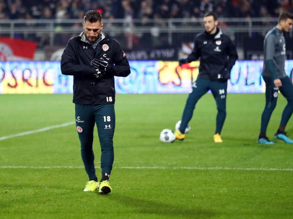 St. Pauli will auf verschiedenen Plätzen mit dem Ball trainieren