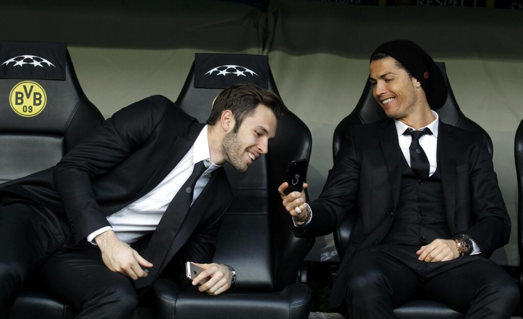 Wochenschau der Medienkompetenz: Wenn Zlatan zu Ronaldos Vorbild wird