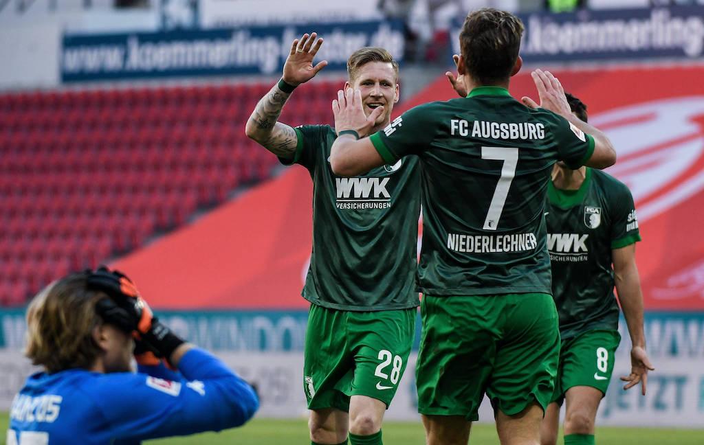  Grober Schnitzer gegen Augsburg: Ganz Mainz leidet mit Zentner