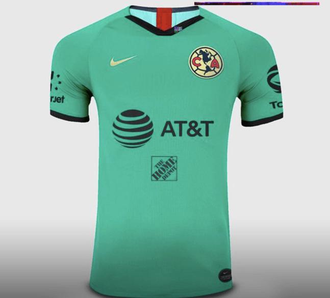 huge selection of 2c9f3 14abd ⚡️📷Filtran nuevo jersey del América