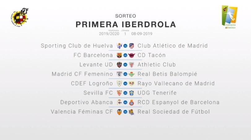 Calendario Liga Femenina.Revolucion En La Liga Femenina Clasico Para Empezar