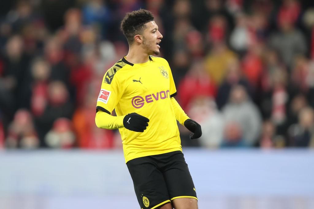 ⚡️Jadon Sancho rompió récord histórico de la Bundesliga - Onefootball Español