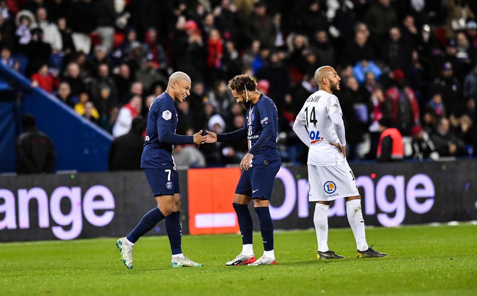 📝 Goleada del PSG para despedir el año - Onefootball Español