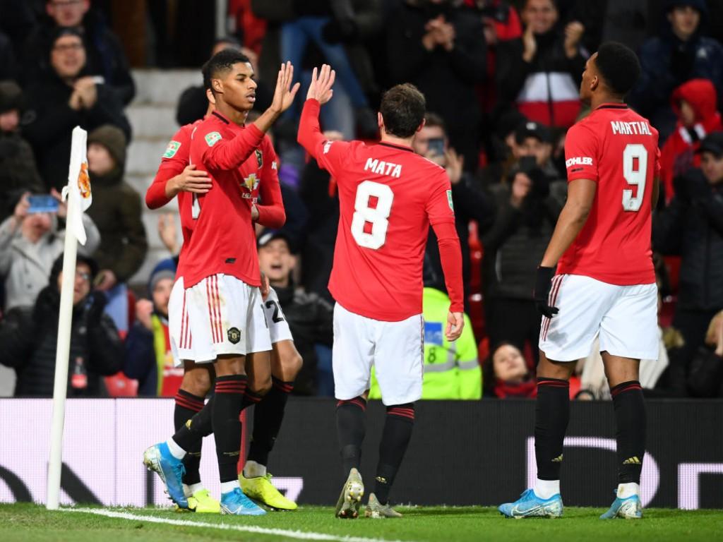📝 Puro trámite para el Manchester United - Onefootball Español
