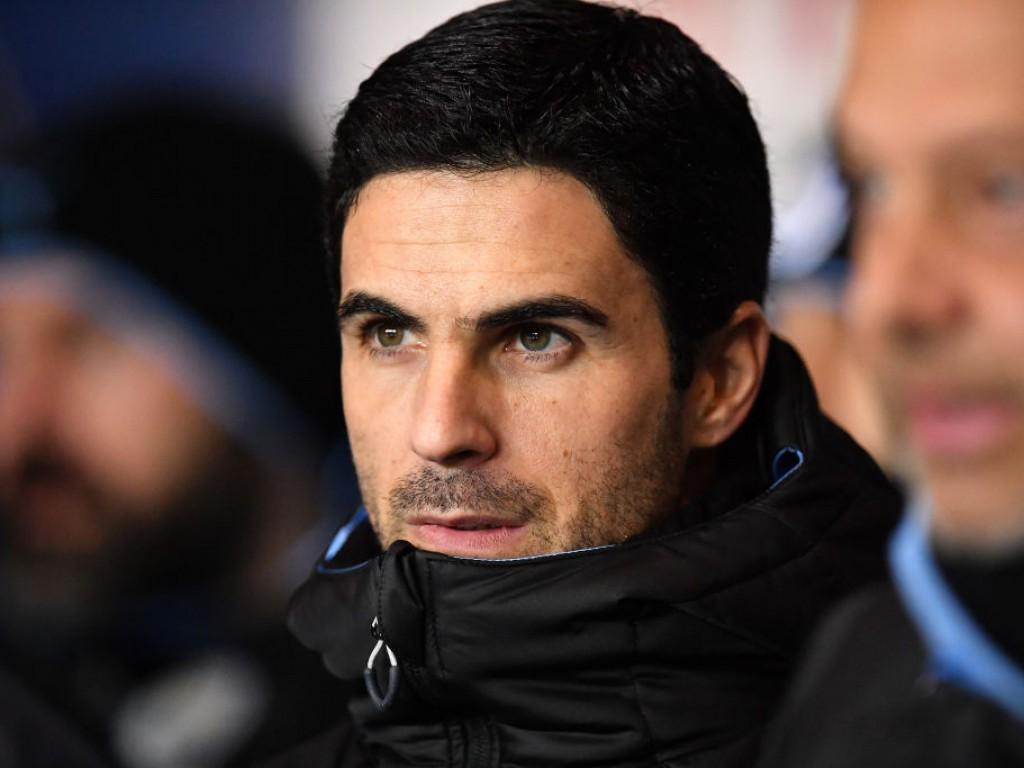 Arteta fue a Arsenal ante negativa de Manchester City - Onefootball Español