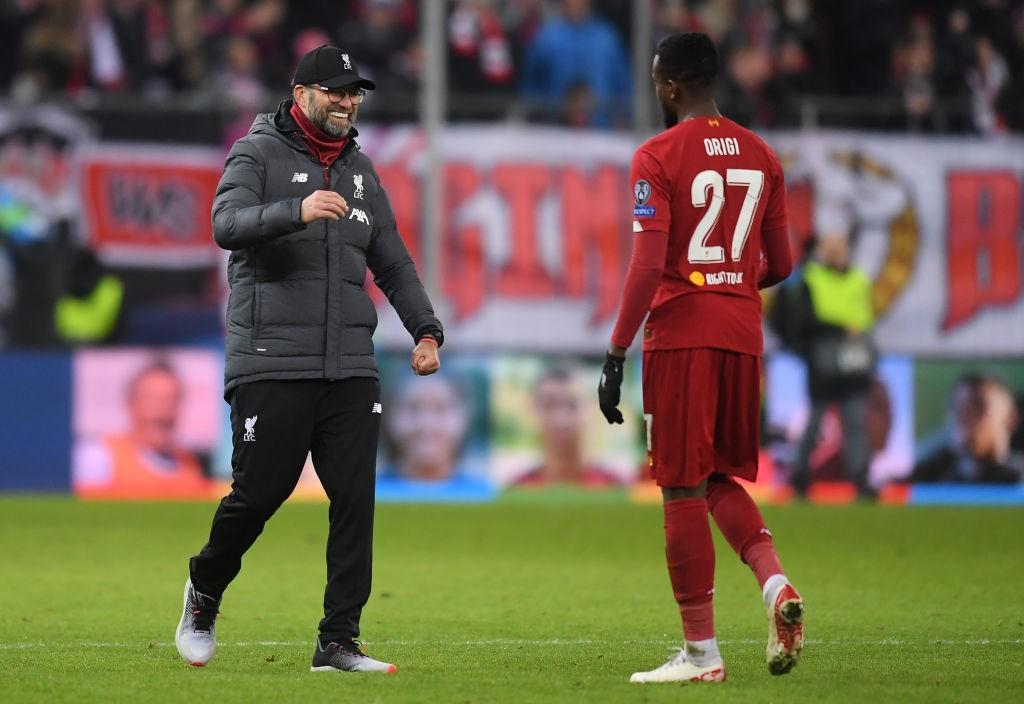 Los posibles rivales del Liverpool en Champions - Onefootball Español
