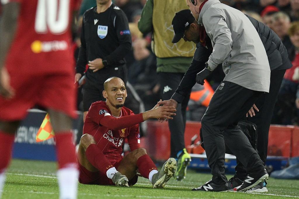 Fabinho apunta a un regreso pronto con el Liverpool - Onefootball Español