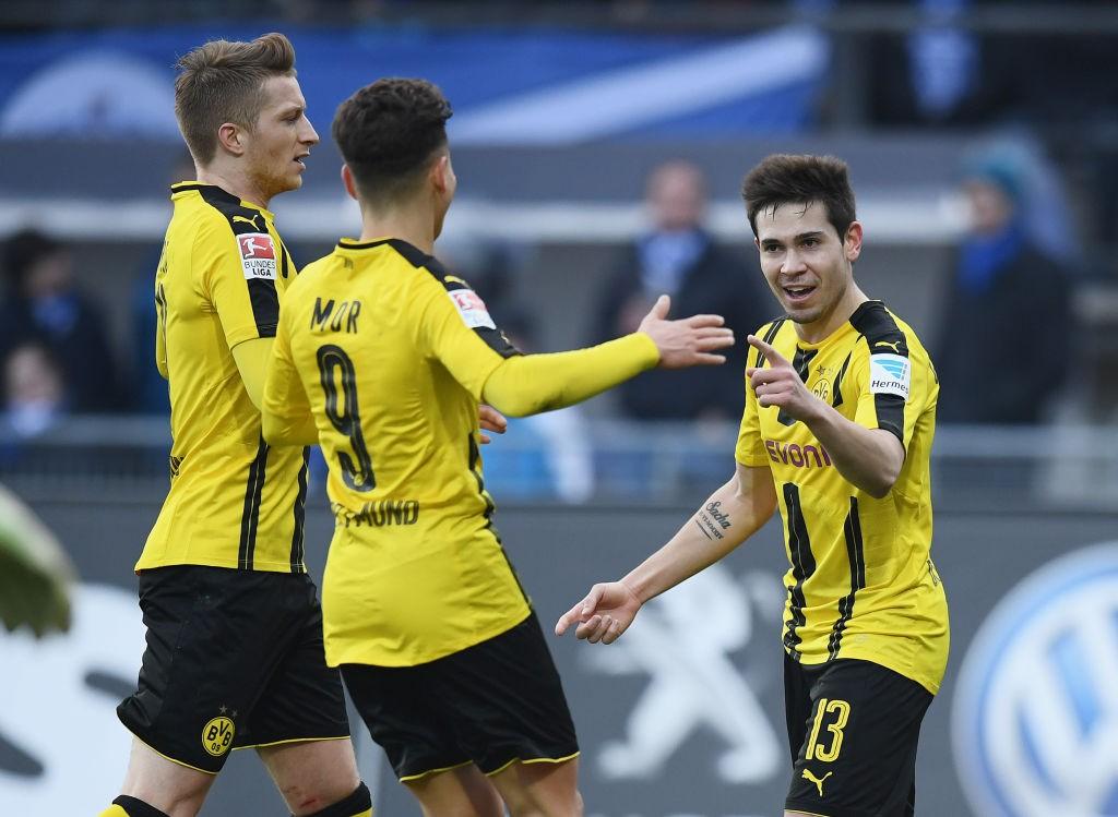 Sv Darmstadt 98 Borussia Dortmund