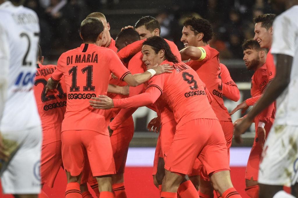 📝Empate y espectáculo entre Amiens y PSG - Onefootball Español