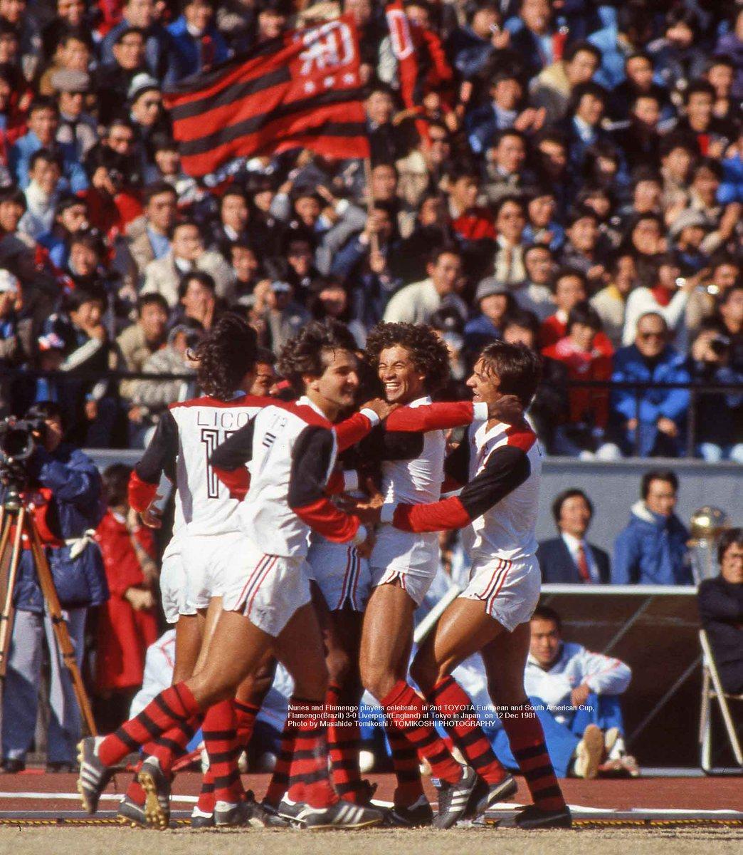 Flamengo Campeão Mundial De 1981