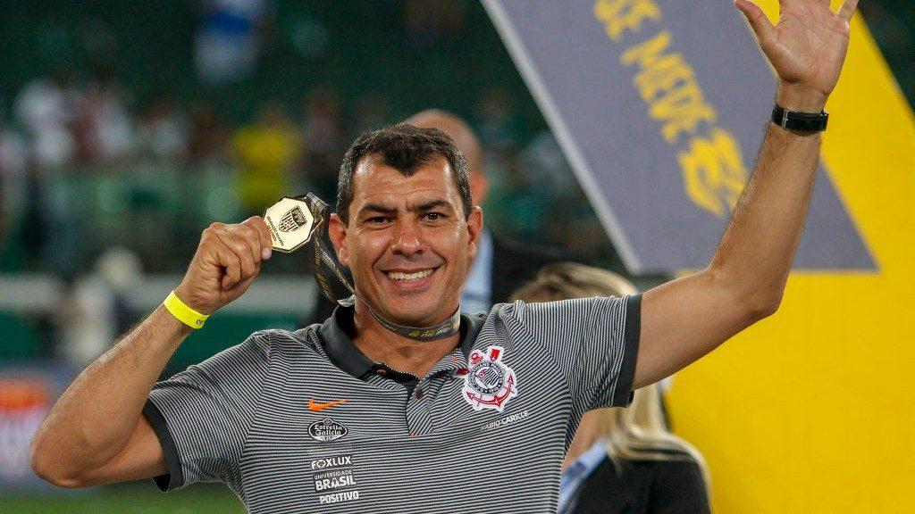 Resultado de imagem para Corinthians 2019 Carille