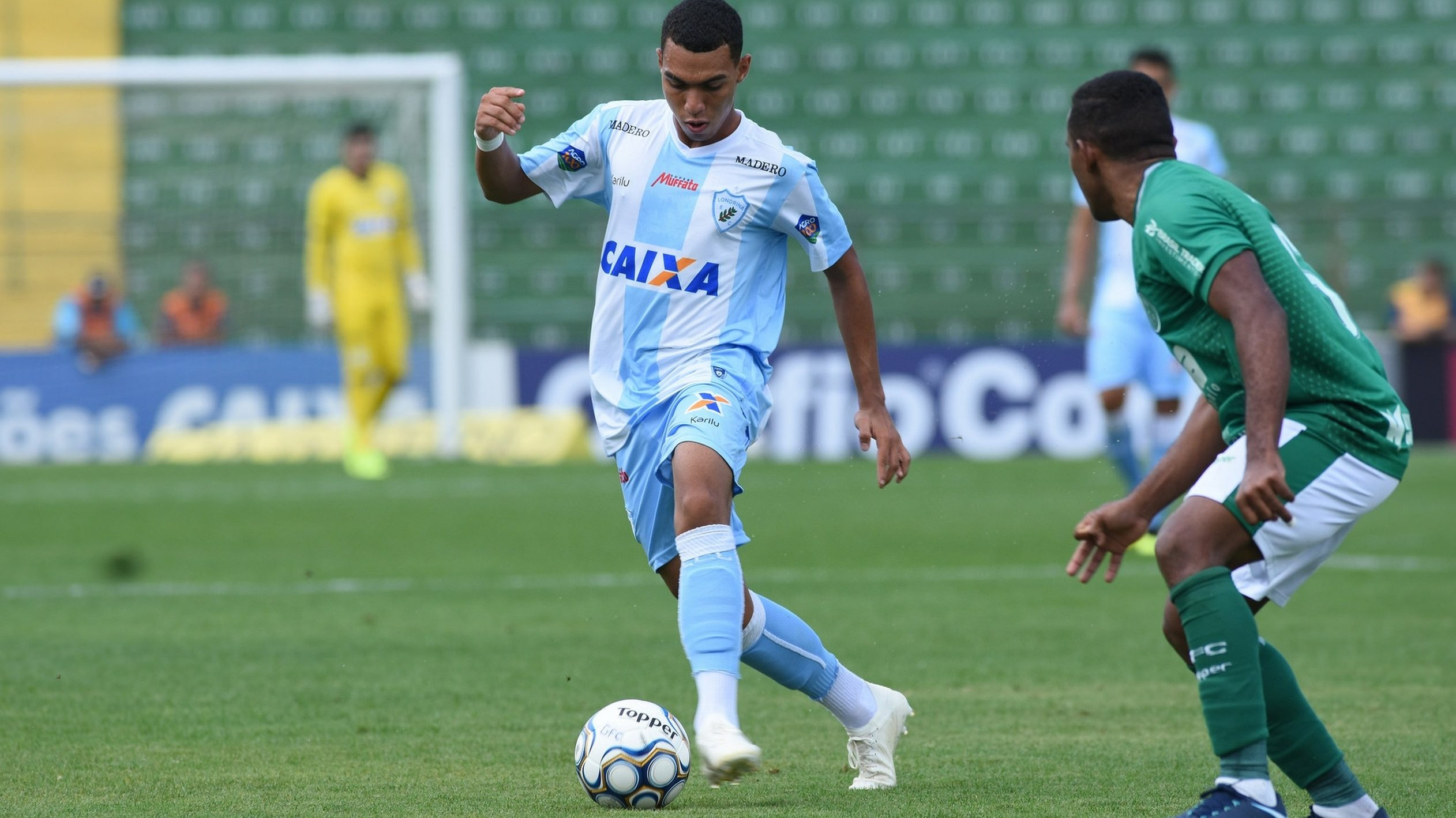 d0c557515a Gustavo Oliveira Londrina Esporte Clube - Onefootball Brasil