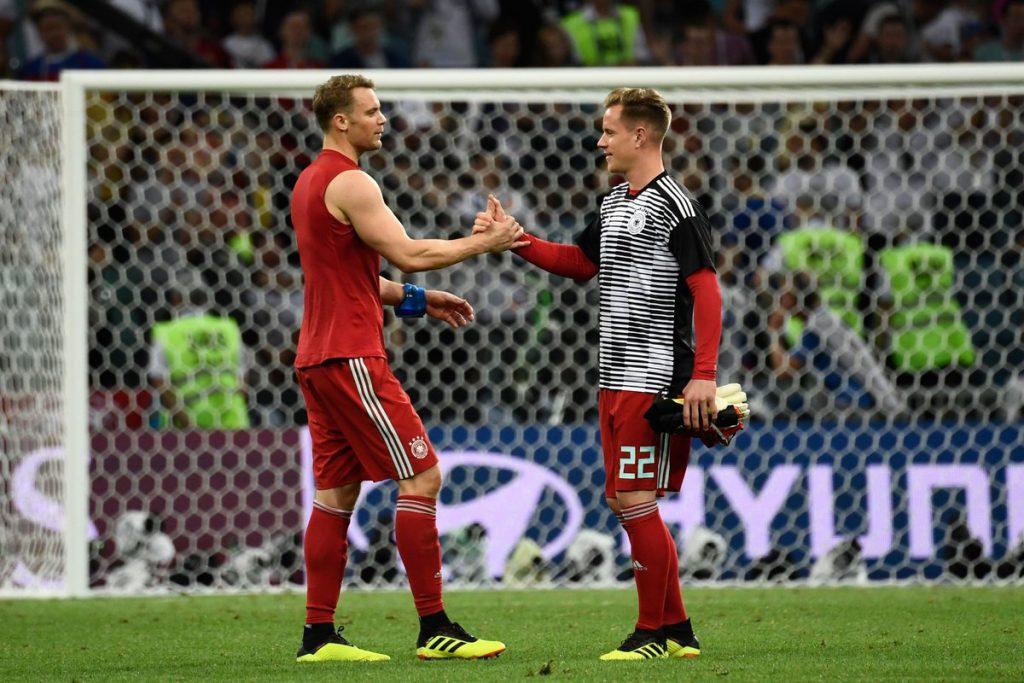 Resultado de imagem para Löw define quem será o goleiro da seleção alemã nos próximos jogos