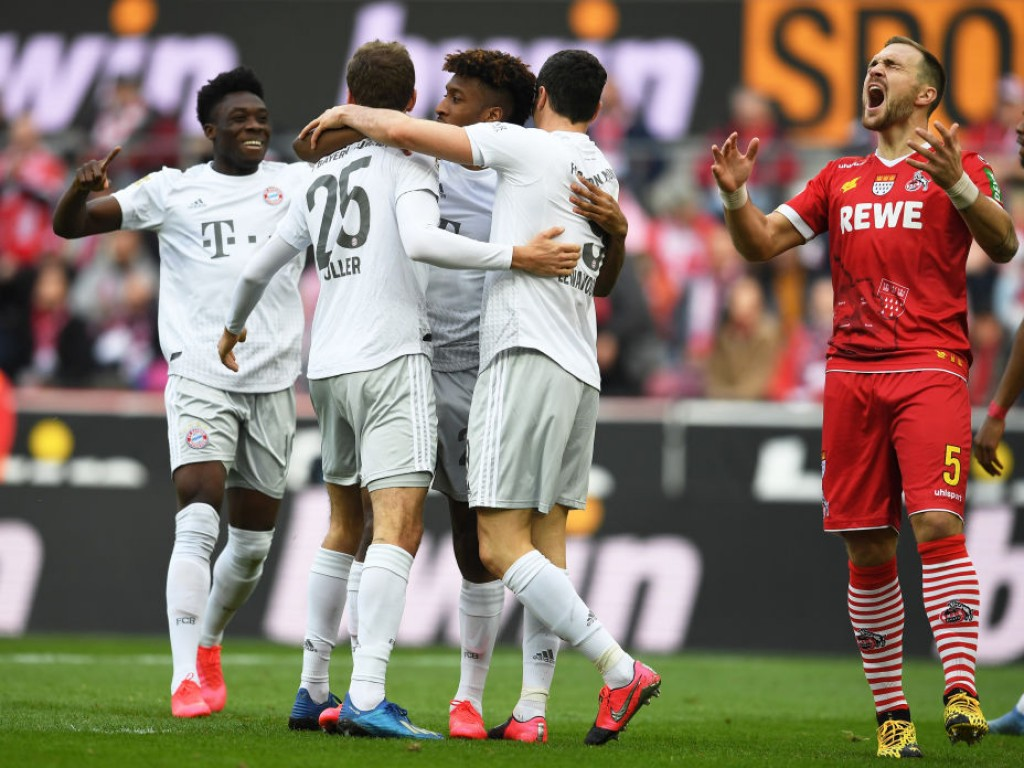 Köln Bayern München