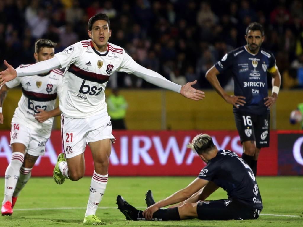 Veja os melhores momentos do empate entre Flamengo e del Valle