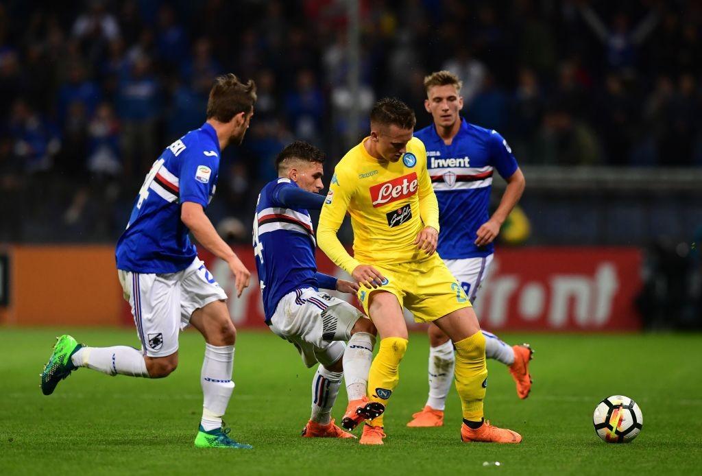 Sampdoria-Naples (buts et résumé)