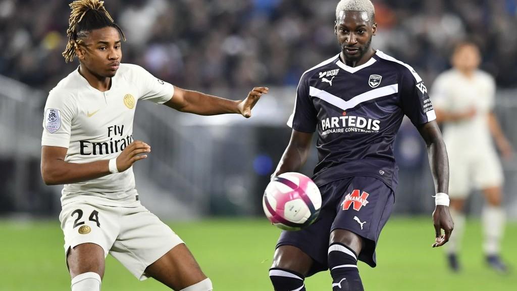 Nkunku, la menace d'un départ — PSG