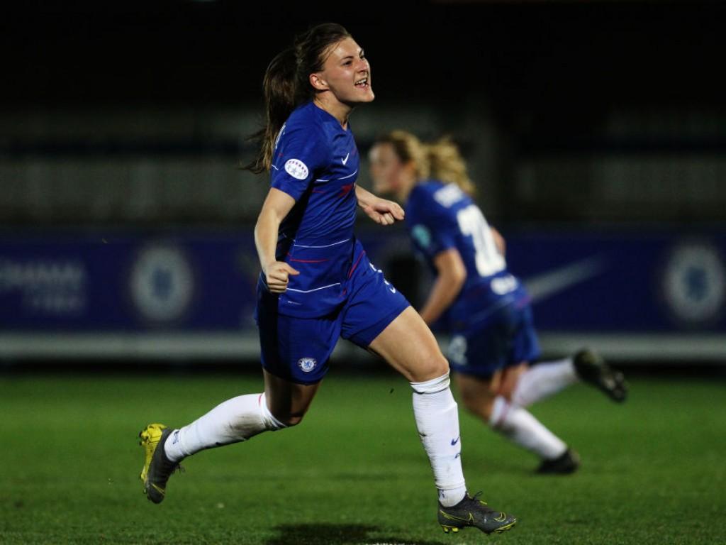 Les féminines du PSG battues à Chelsea
