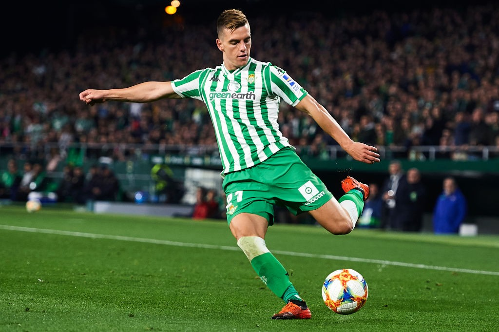 Le Real Madrid suit Giovani Lo Celso (Betis Séville) — Liga