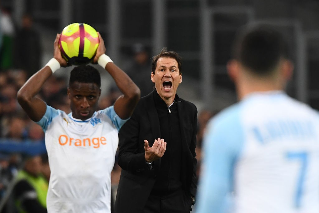 International : OM : Rudi Garcia s'exprime sur son avenir