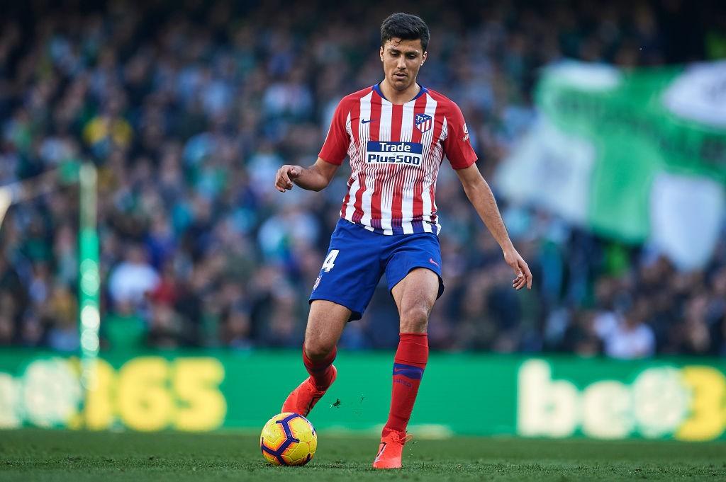 Une offre pour un joueur de l'Atlético Madrid — Manchester City