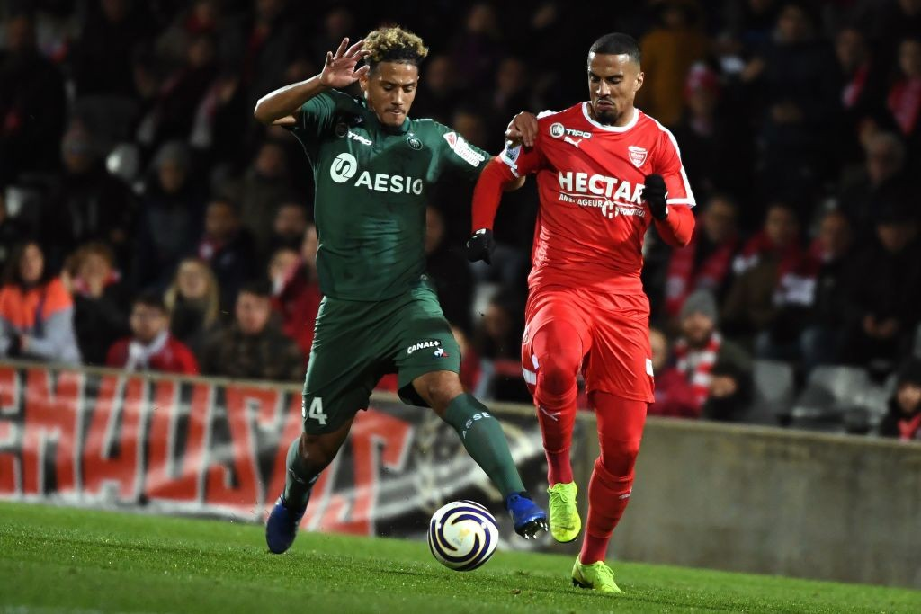 Saliba d'accord avec Arsenal — Mercato ASSE