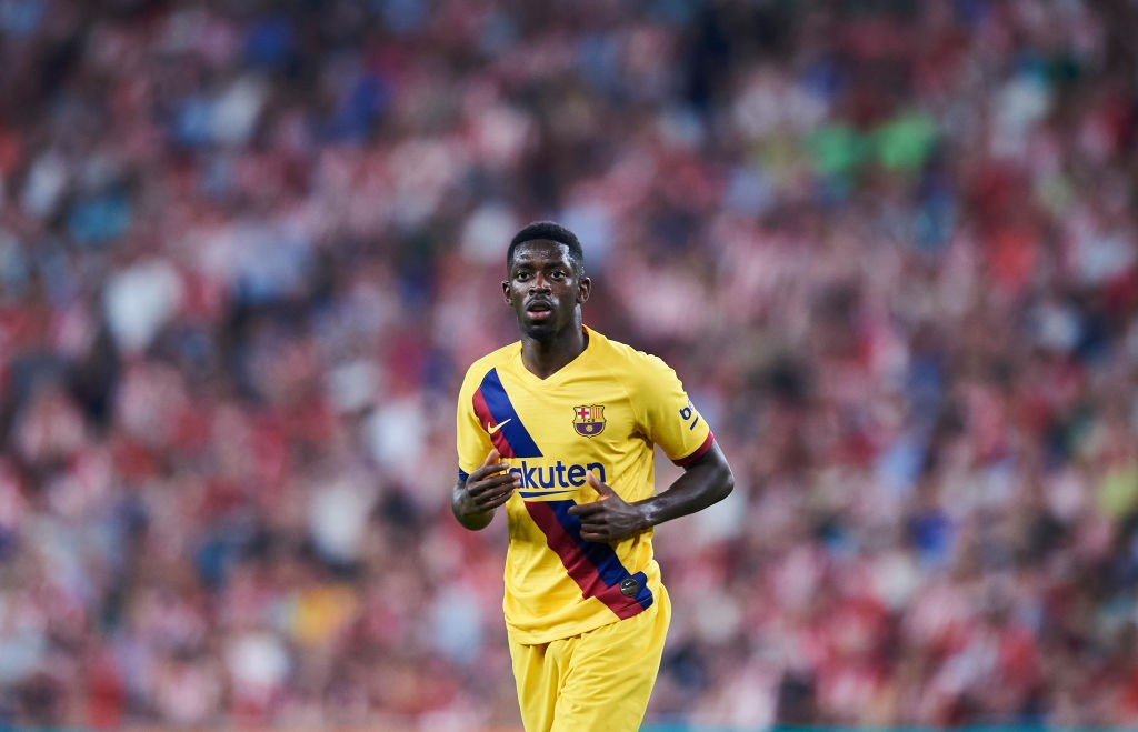 Ousmane Dembélé agace le staff médical — Barça
