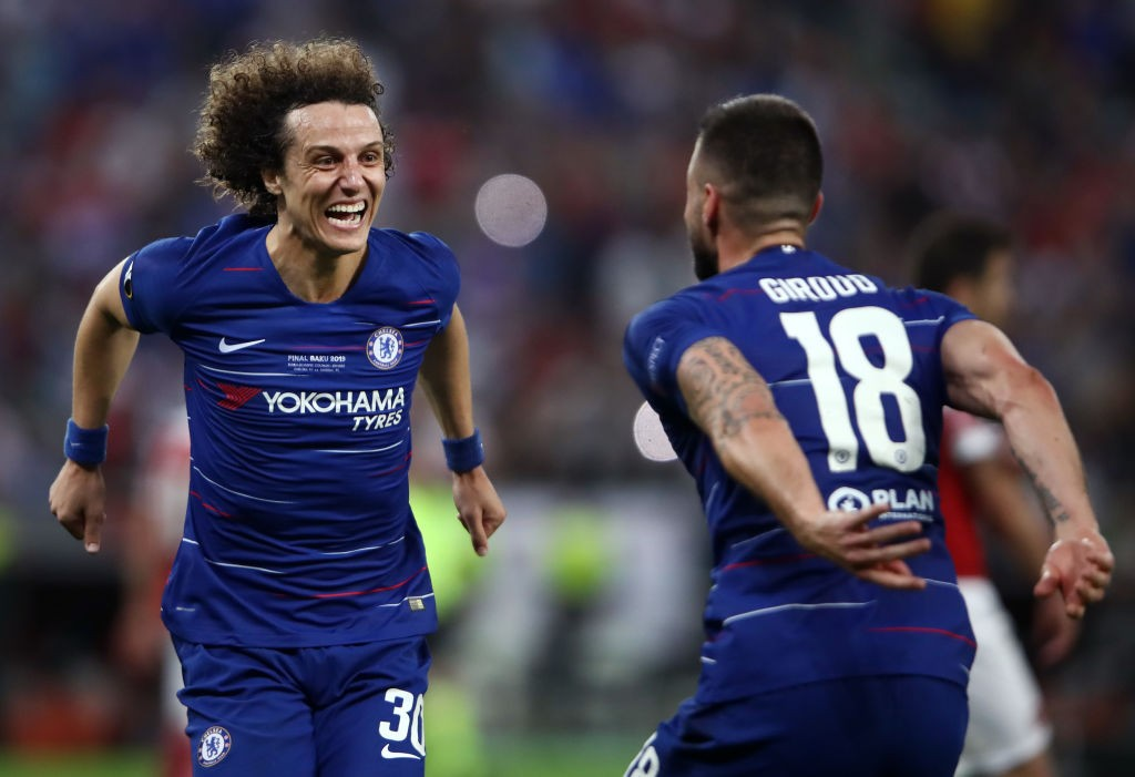 Accord pour David Luiz — Mercato Arsenal