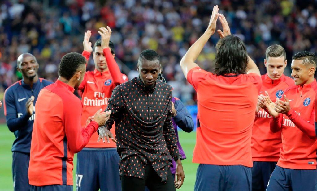 PSG : Matuidi adoube Gueye ! - Gaindés