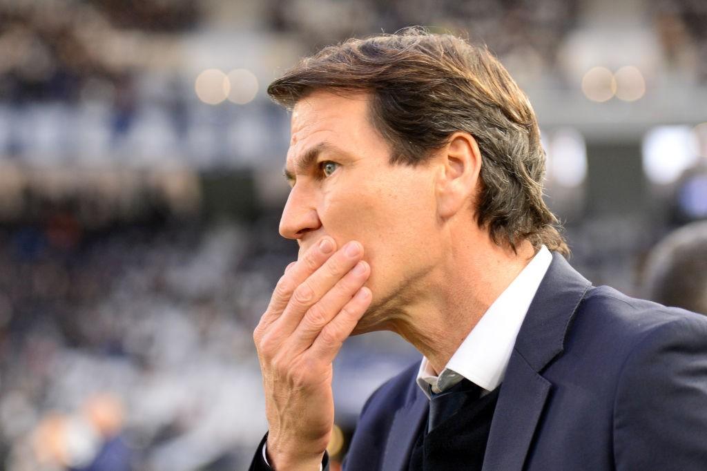 Rudi Garcia tacle les supporters de Lyon au sujet de Depay — OL