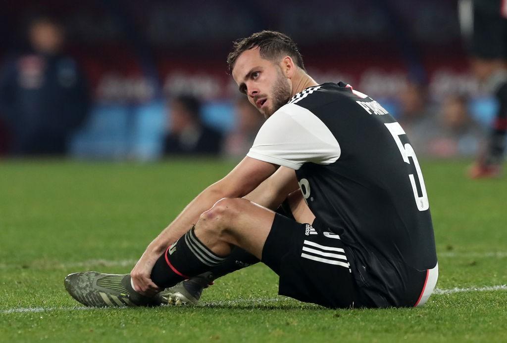 Ronaldo absent contre Brescia — Juve