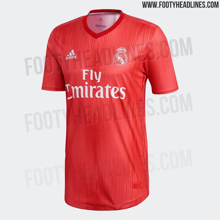 Terza Maglia Real Madrid prima