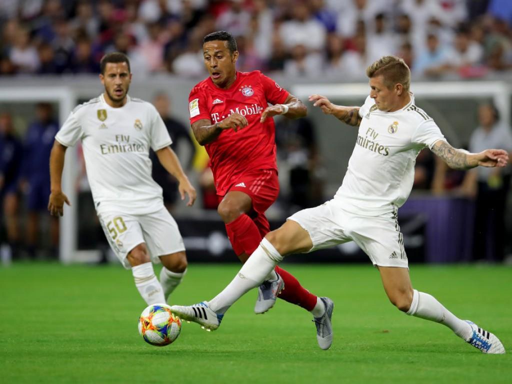 Il Real Madrid ha segnato un gol pazzesco contro il Bayern Monaco