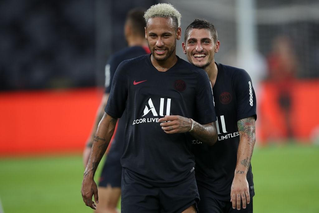 Paris-Saint-Germain-v-Stade-Rennais-FC-Pre-game-Training-1565722694.jpg